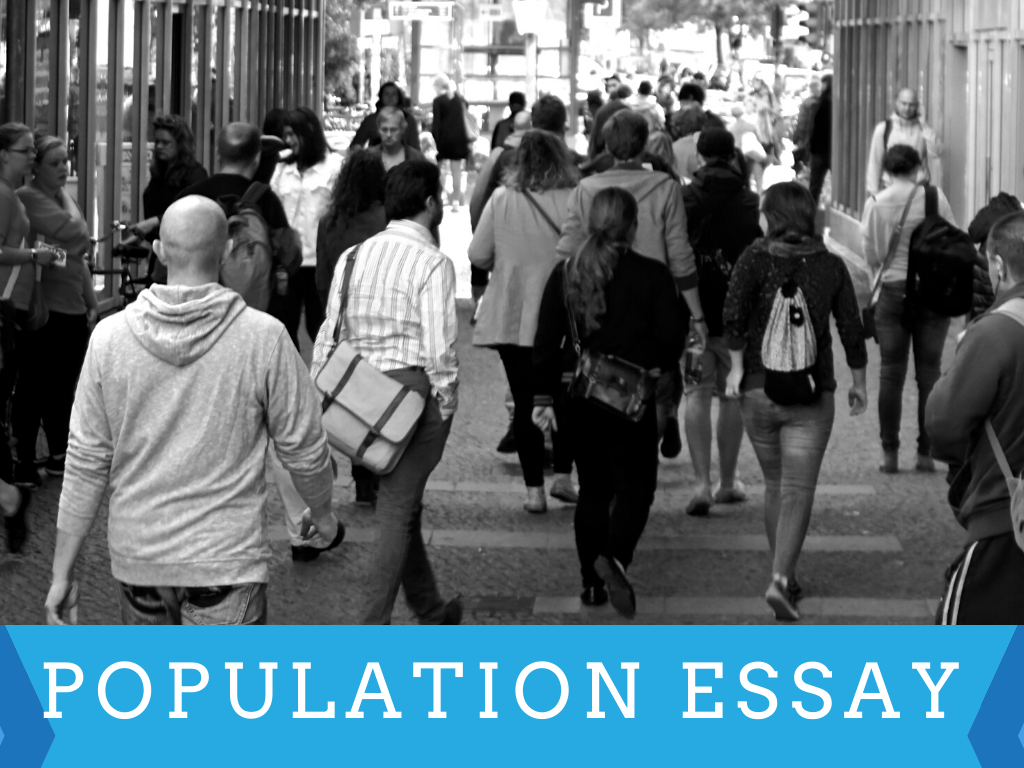 Population Essay For Students